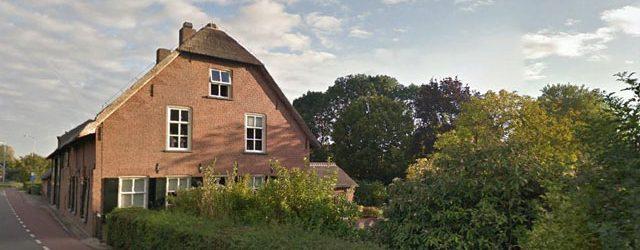 De overmase boerderij van de Zuid-Hollandse Eilanden